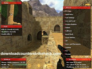 Counter-Strike 1.6 Hack