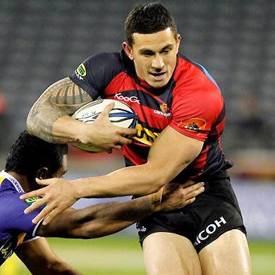 Sonny Bill Williams played 'Rugby League' in Australia after leaving NZ he left his club there to play 'Rugby Union' for a French club , Toulon. Rugby League originated as the more northern working class game, founded in Huddersfield, Yorkshire ,UK.  moms make money from home