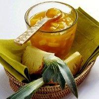 Ананасовое варенье из ананасов