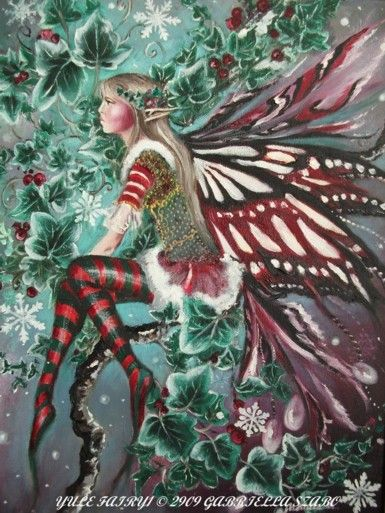 43 Best Images About Christmas Fairies On Pinterest Amy