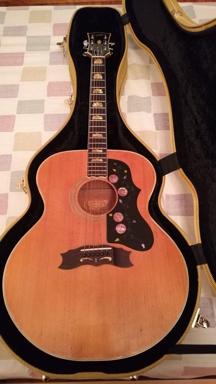 Guitarra acústica ARIA 9480