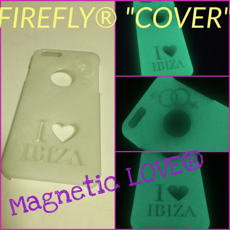 COVER FIREFLY® only Magnetic LOVE® #iphone #6 #apple #romagna #madeinitaly #RN #factory #fashion #love #magneticlove #italia ®%