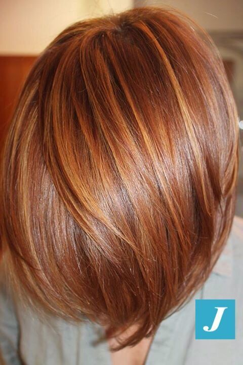 Copper Summer Shades und Air Tip Cutting. #cdj #degradejoelle #tagliopuntearia #… – Marie Mode