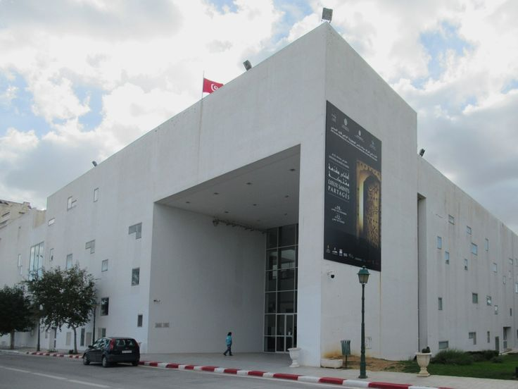 The Musée National du Bardo in Tunis has been Tunisia's premier museum since its opening in 1888. An expansion in 2009-2012 doubled the museum's size.