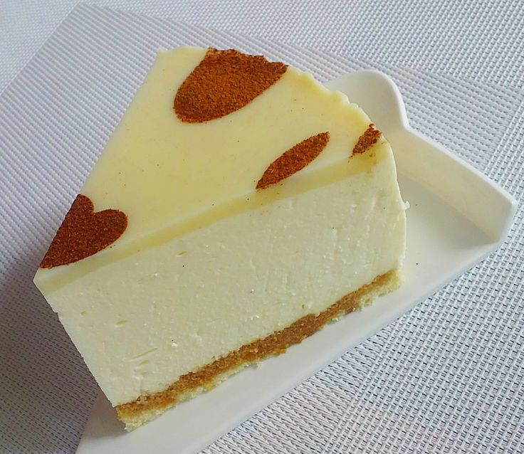 """La receta de esta tarta la he tomado de una amiga: Carolina del blog """"Tomillo Laurel.."""". Le doy las gracias por haberla compartido porque es deliciosa, suave, fresquita.. Es un …"""
