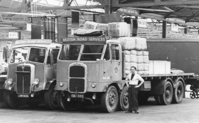 AEC and Scammell