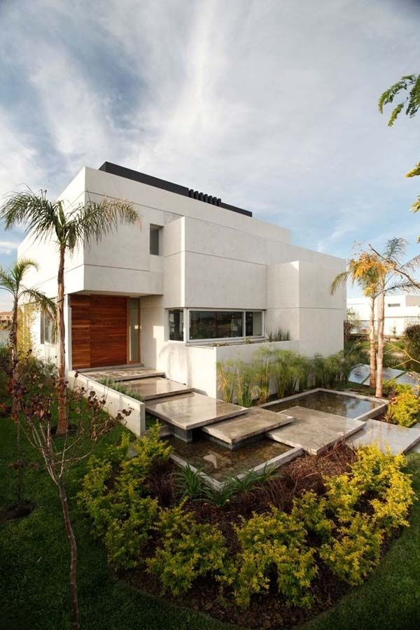 This Contemporary Residence Called Case Del Cabo Was Designed By Buenos  Aires Based Architects Andres Remy Arquitectos. The House Is Situated In A