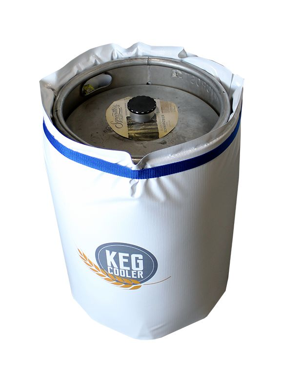 PBICEKEGIP - Powerblanket ICE - 1/2 Barrel Beer Keg Insulated Ice Pack Cooling Blanket - Powerblanket Shop  - 1