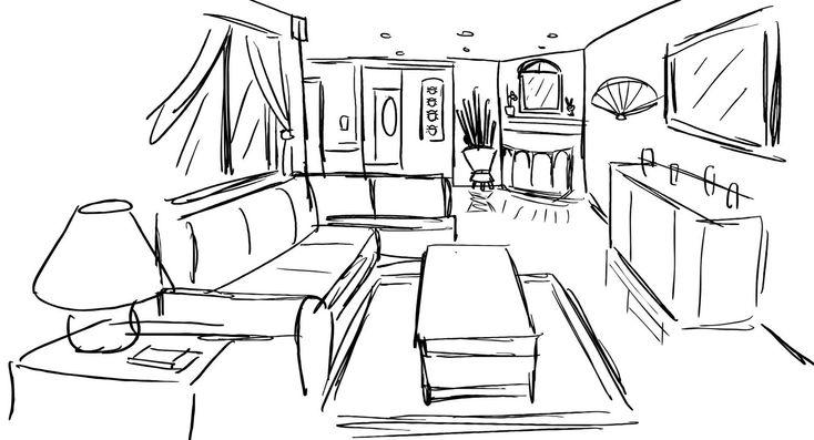1 600 865 pixels interior design for Interior designs drawings