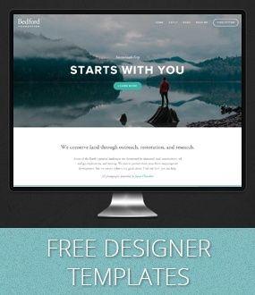 Free Designer Web Templates to Make Your Website Look Good http://www.websitebuilderexpert.com/website-builder-templates/