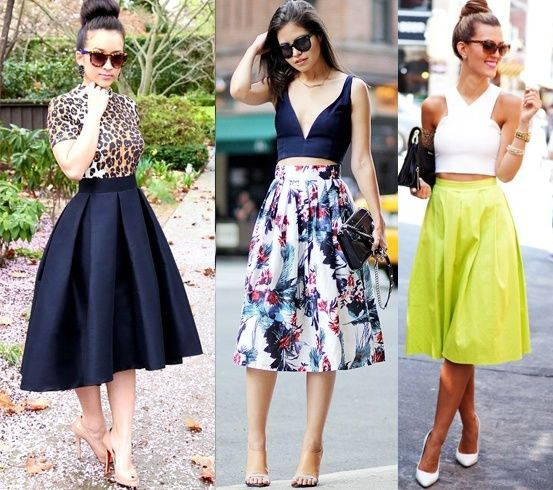 Skirts For Pear Shaped Women
