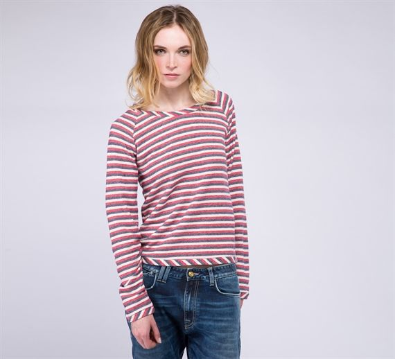 WFL145/U - Cycle #cyclejeans #spring2015 #springsummer #spring #summer #collection #stripes #women #apparel #skinny #jeasn #denim #fashion #style
