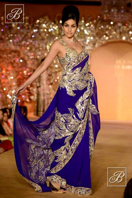 Abu Jani Sandeep Khosla http://www.AbuSandeep.com/ Bridal Trousseau Collection