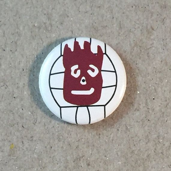 Castaway Wilson Volleyball Tom Hanks Fan Art 1 by RegretFactory