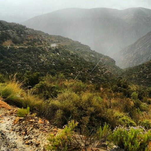 Swartberg Pass South Africa
