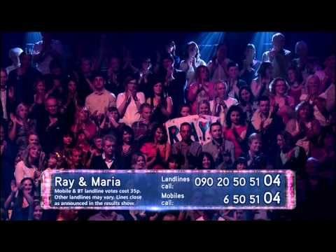 ▶ Dancing on Ice 2014 R8 - Ray Quinn & Maria - Semi Final