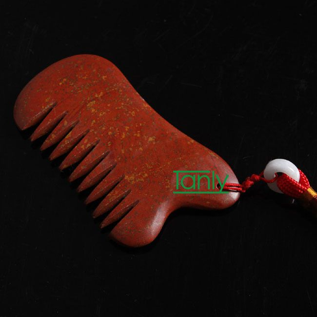 Find More Massage & Relaxation Information about Wholesale & Retail Traditional Acupuncture Massage Tool Natural Bian stone Healing Guasha comb,High Quality Massage & Relaxation from Tanly's store on Aliexpress.com