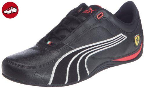 Puma Drift Cat 4 SF Carbon 304189, Herren Sportive Sneakers, Schwarz (black-rosso corsa 02), EU 44 (UK 9.5) (US 10.5) - Puma schuhe (*Partner-Link)