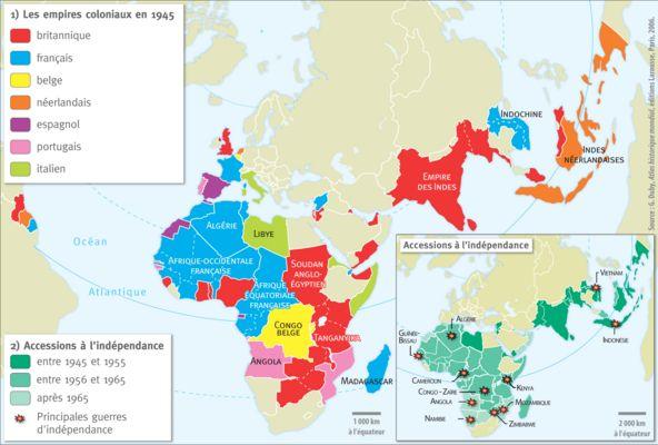 La décolonisation en marche