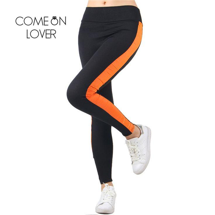 TI2414 Comeonlover Popular Sportleggins Inverno Work Out Good Elasticity Many Color Leggings Wholesale Womens Fitnes Leggings #Affiliate
