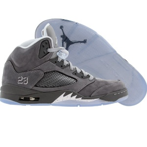Air Jordan V Wolf Grey