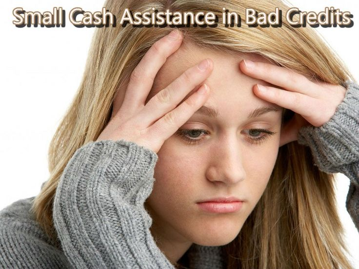 Are you facing cash crunches mid of the month? On top of this, your credit history is not favorable and thus getting loans becomes difficult. But no more if you apply for #badcreditsmallloans ... continue reading