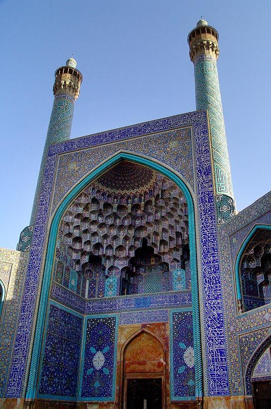 The Imam Mosque (AK: Masjed-é Shah) of Esfahan is one of the everlasting masterpieces of architecture in Iran and all over the world. It is regarded as one of the religious and national glories of the country being registered as a cultural remain, together with the complex of Naqsh-e Jahan square, by UNESCO.