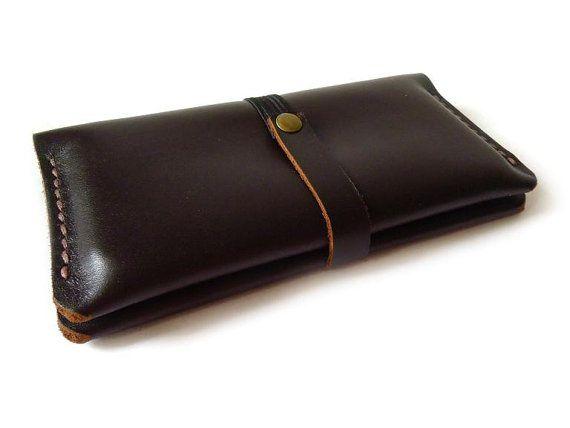 iPhone 5s Men's Wallet   iPhone leather case  от LeatherPurses, $39.00