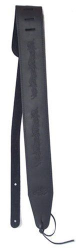 Seagull Black Suede Guitar Strap with Embossed Tribal Design by Seagull. $36.58. Black suede guItar strap with embossed tribal design.