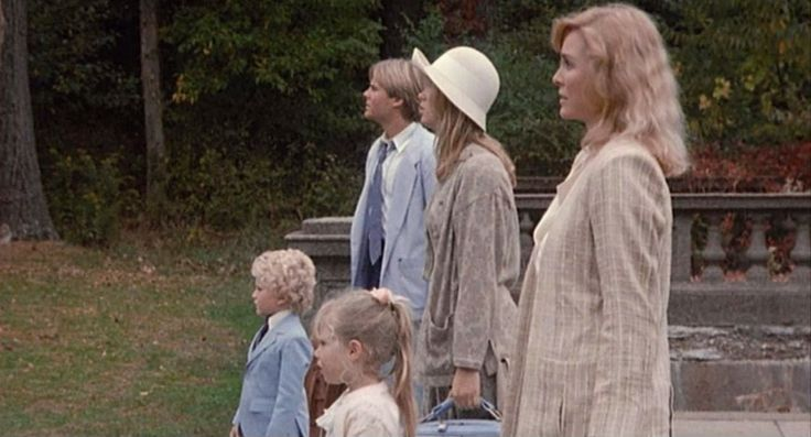 Corinne from Flowers in the Attic(the 80s version) is horrible, locking her children in the attic, lying to her estranged father(I don't have kids) so she can inherit his millions, and then getting remarried and then moving away, abandoning her kids. This is truly a tale of abuse. Bad mom rating: 40