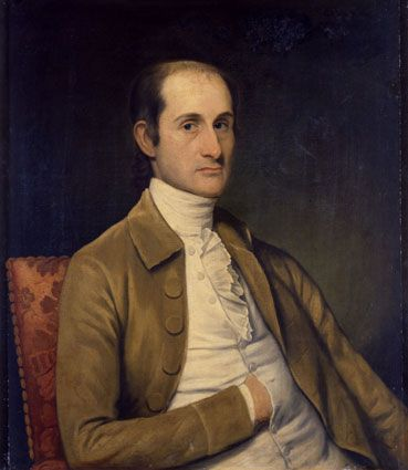 """""""Those who own the country ought to govern it."""" -- John Jay 