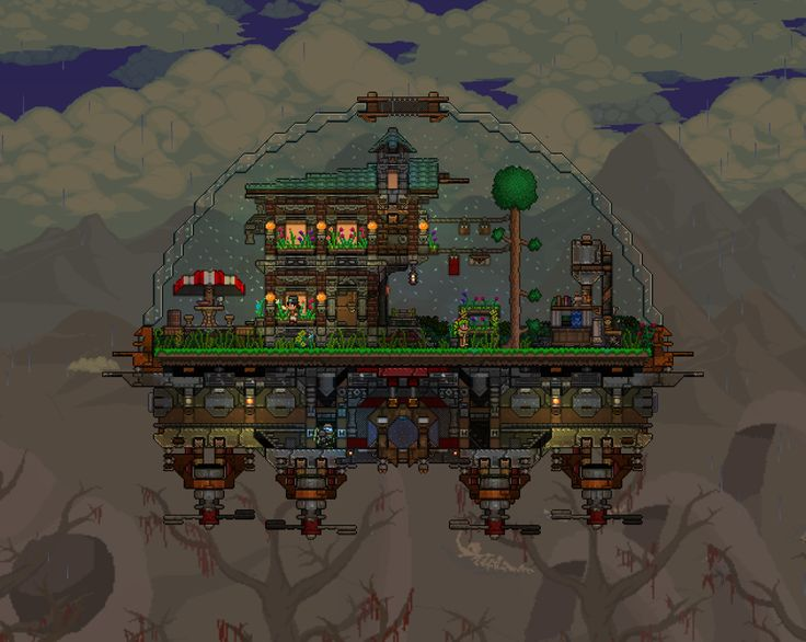 31 best images about terraria on pinterest the internet for Terraria house designs