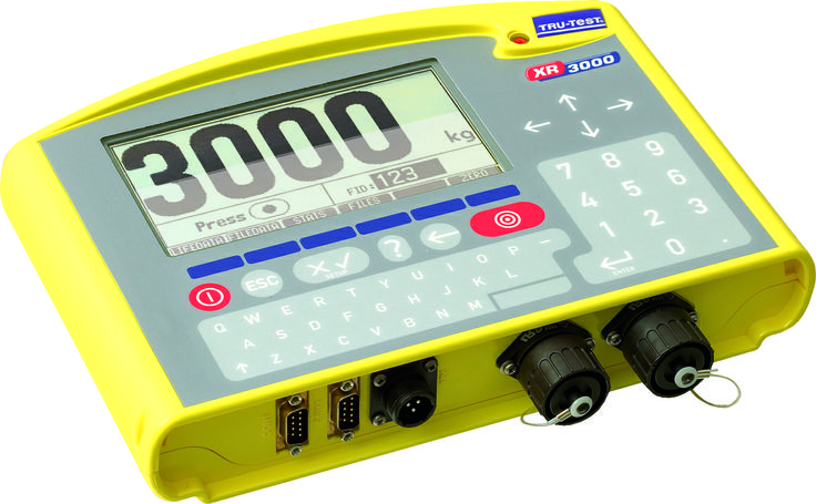 Tru-Test XR3000 Electronic Weigh Scale Indicator