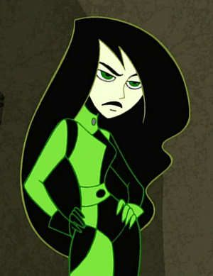 """Shego (Nicole Sullivan) is one of my most favorite female villains!! She's from """"Kim Possible"""""""