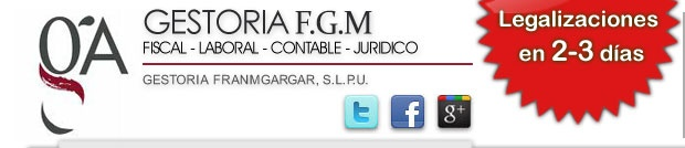 Legalizaciones en FGM - Gestoria Administrativa de Madrid