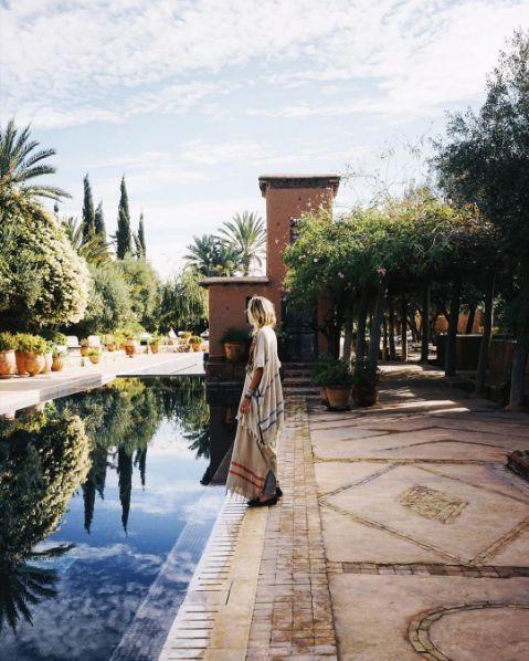 girlinthepark:   BELDI Country Club Marrakech |  Mirabea.