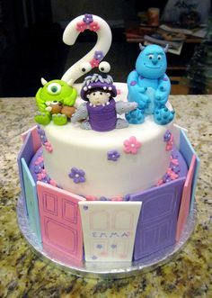 monsters inc boo party - Google Search