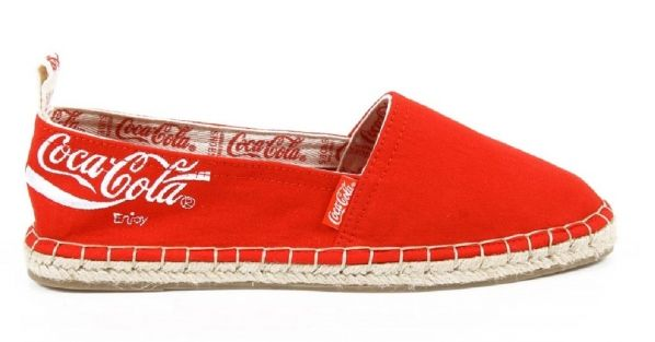 Coca Cola è estate, Espadrillas sono estate. Summer forever! #YooModa #shopping #ad