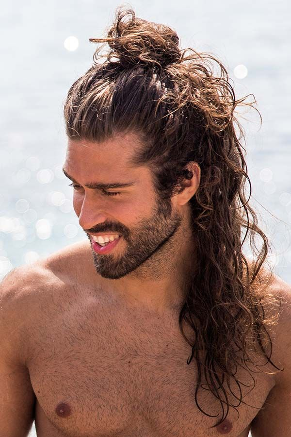 The Top Knot Guide What Is It And How Can You Wear It In 2020 Long Hair Styles Long Hair Styles Men Hair Styles
