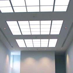 Les panneaux lumineux LED