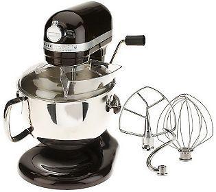 KitchenAid Pro 600 6 qt. 575 Watt 10 Speed Stand Mixer Espresso