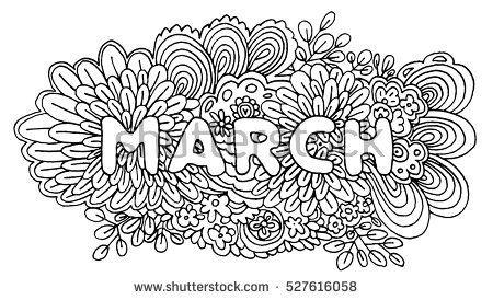 Doodle March