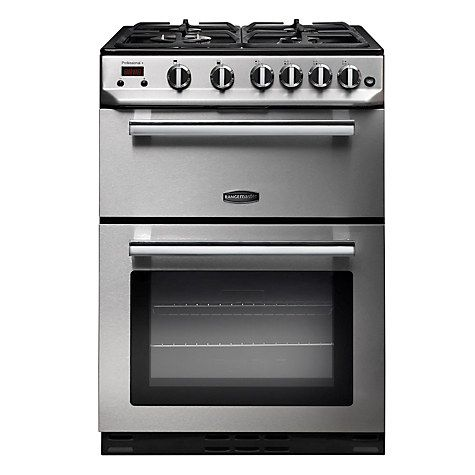 Buy Rangemaster Professional+ 60cm Gas Range Cooker Online at johnlewis.com