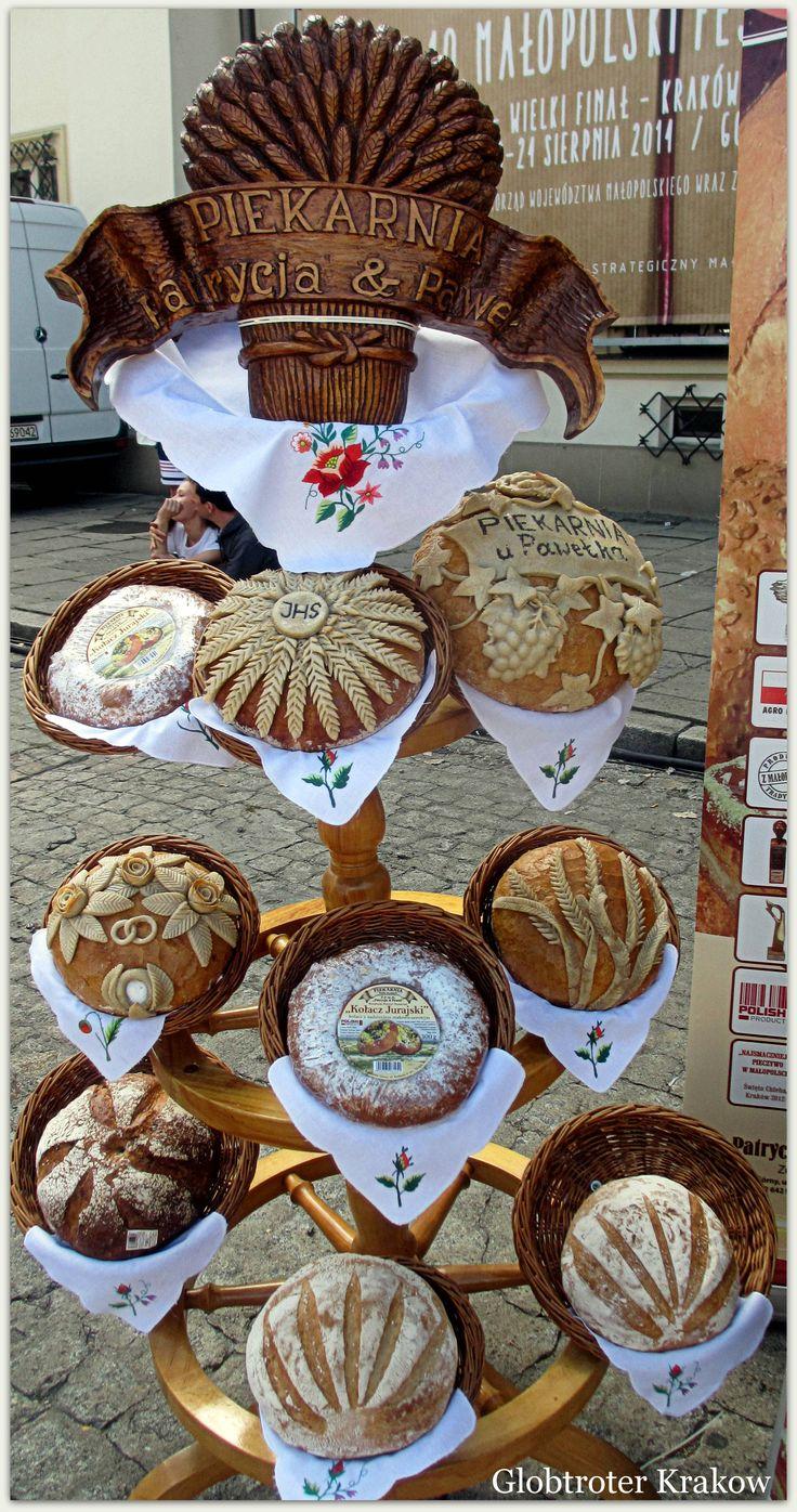 Bread, Krakow, Poland