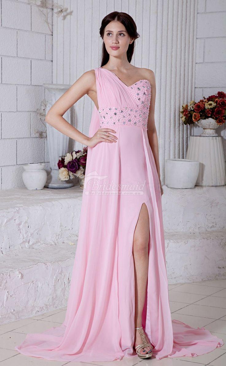 Mejores 26 imágenes de Pink Bridesmaid Dresses en Pinterest | Damas ...