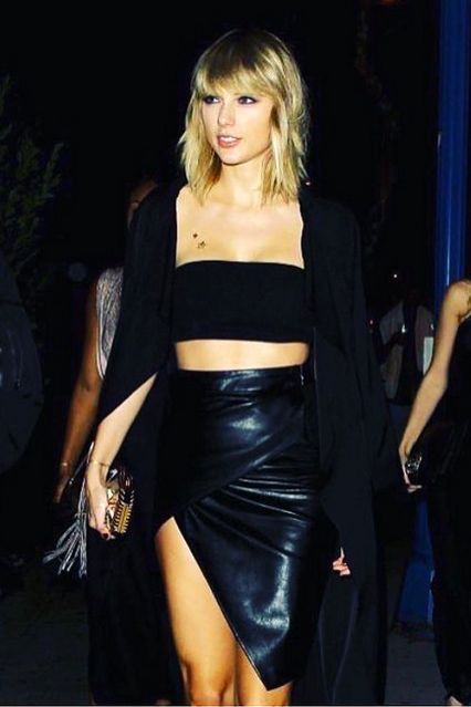 Taylor is whatevs but THIS OUTFIT THO