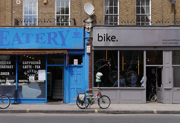 Pi Squared Bicycles Ltd. -  Easy to find the right bike for your use.