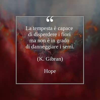 K. Gibran Citazioni