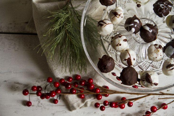 Chocolats à la menthe