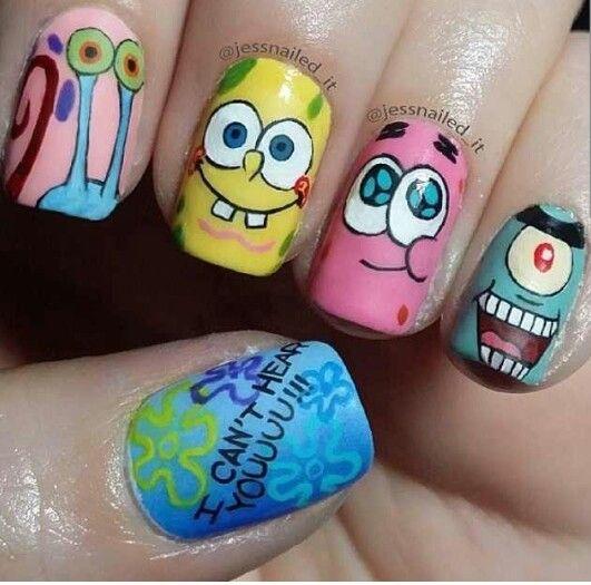 Spongebob !!  Jeje
